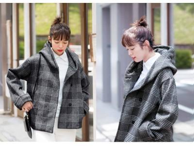 コスパも暖かさもかなえるアンダー1万円までの秋冬新作コート&アウターに出会うならフェリシモのファッションブランドLive in comfortへ