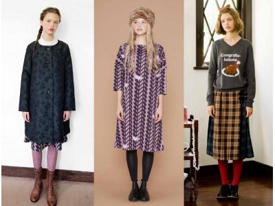 フェリシモのファッションブランド『シロップ.[Syrup.]』。カタログVol.70を迎え、冬の新作のウェブ販売を開始!多彩なコーディネイトをご提案するウェブコンテンツが充実