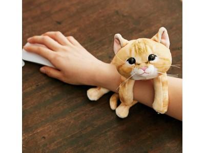 パソコンでの作業時間が癒やされタイムに。「子猫のアームレスト」がフェリシモYOU MORE!から新登場