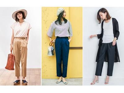 """矢野未希子さんが表紙モデルを務める""""今っぽさも私らしさもかなえる大人のデイリーワードローブ""""を届けるファッションブランド「IEDIT[イディット]」SUMMER2019新作アイテムがデビュー"""
