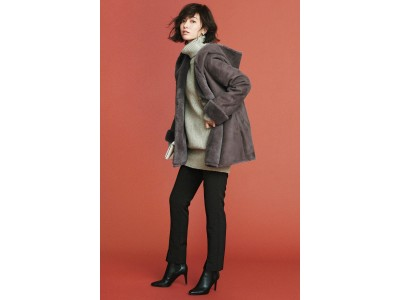 フェリシモのファッションブランドIEDIT[イディット]がCOAT & WINTER新作アイテムを発表