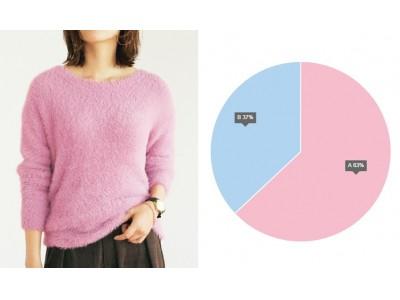 【調査】Q.最近の自分の服のコーディネイト、マンネリだと思う?「フェリシモ モノコトづくりラボ」がアンケートを実施中。ファッションブランド「IEDIT」では大きなサイズ「4L、LT」サイズが続々登場