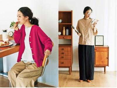 """""""丁寧で静かな暮らし""""に似合う服を提案するフェリシモのファッションブランド「and myera」が2020年春のLOOK「着てみたらこんな感じ。」を公開、新作をウェブ販売中"""
