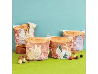 洗濯が楽しくなる 「うさぎのマチ付き洗濯ネット」がフェリシモ「YOU MORE!」から誕生!