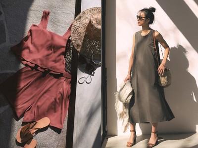 スタイリスト福田麻琴さんとIEDITのコラボシリーズにスイムウェアなど3つの「水辺のおしゃれアイテム」が新登場。大人が欲しい水着シリーズ2年目のテーマは「まるで服!」