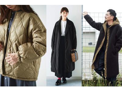 フェリシモのファッションブランド「Sunny clouds[サニークラウズ]」が2021コートセレクション特設サイトで新作レディース・メンズのコート&ジャケットの先行予約を開始