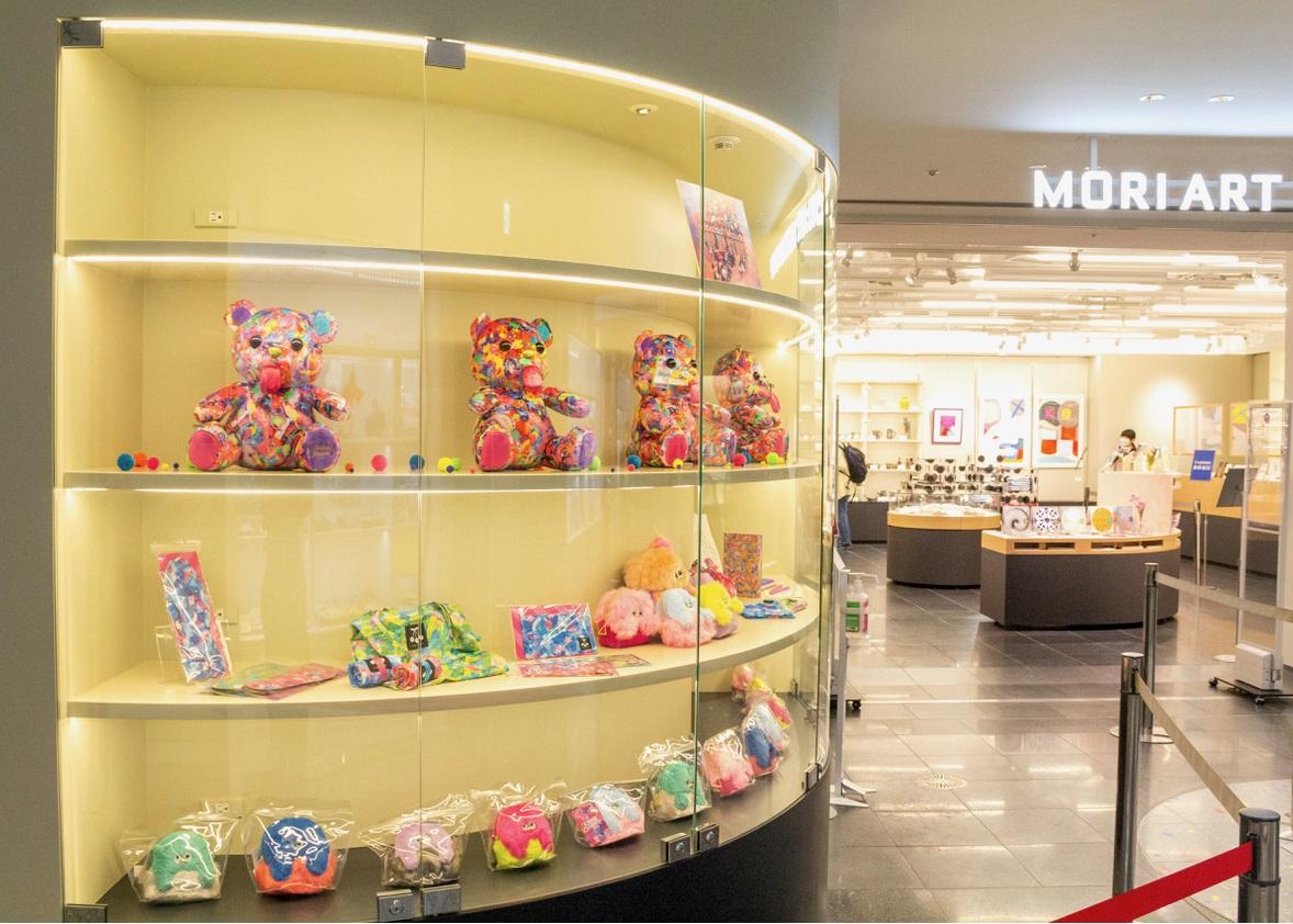 「KAWAII COMPANY」のアイテムが、六本木ヒルズ森美術館ショップ『増田セバスチャン Pop-Up Store』で購入できるチャンス!9月23日~17日までの期間限定