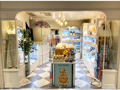 SHIBUYA109渋谷店にフェリシモ「魔法部(R)」ポップアップコーナーが登場、魔法部部員グッズ「きらきら魔法部ロゴステッカー」のプレゼントキャンペーンを開催