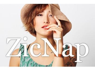 音楽(Music)のあるSnapメディア『ZicNap』がリリース!有名ダンサーを起用し、「Instagram」にてコーディネートを動画で披露