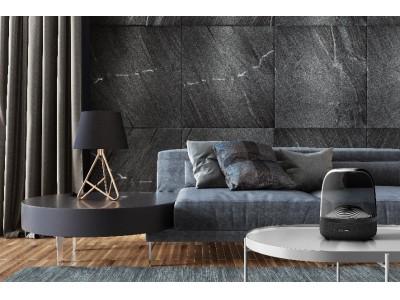 特徴的なドーム型デザインと高音質サウンドを融合 美しく揺れるアンビエントライトでエレガントな空間を演出する「AURA STUDIO 3」新発売