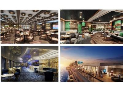 プリンセス・クルーズ、新造船「エンチャンテッド・プリンセス」の革新的な施設と就航計画を発表