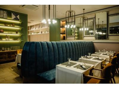 イタリアンレストランと鮨処の2業態を併設した新レストラン「GENTLE」(ジェントル) 7月16日(火)グランドオープン
