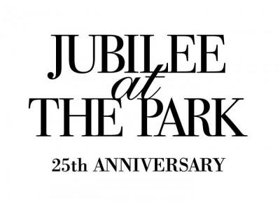 パーク ハイアット 東京 開業25周年 アニバーサリーイヤーを祝して JUBILEE at THE PARK ~ where our stories continue