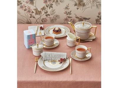 【ウェッジウッド】Enjoy your teatime with Wedgwood キャンペーンスタート