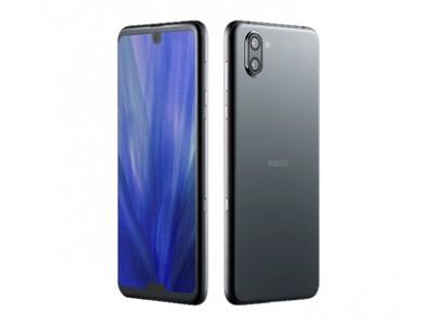 スマートフォンAQUOS R3を商品化