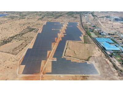 ベトナムのニントゥアン省に太陽光発電所(メガソーラー)を建設