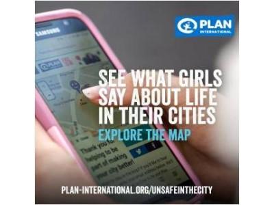国際NGOプラン・インターナショナルが、2018年版「世界ガールズ・レポート」を発表 「都市にひそむ危険」世界5都市で数千人規模の女の子に聞き取りを実施