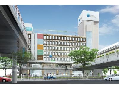 藤沢駅南口の新商業施設「ODAKYU 湘南 GATE」2019年3月22日(金)グランドオープン