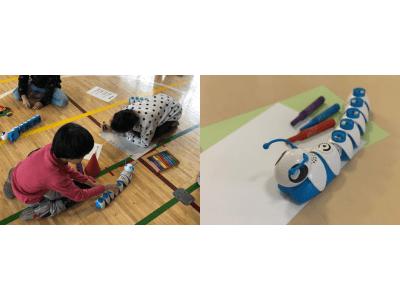 小学校でのプログラミング教育必修化目前!フィッシャープライスの知育玩具「コード・A・ピラー ツイスト」を活用したSTEAM教育にもつながる実践型プログラミング授業
