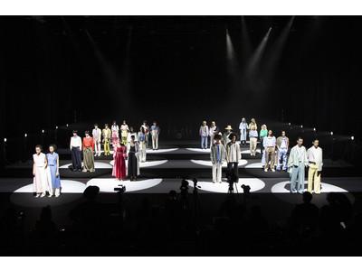 HAREがRakuten Fashion Week TOKYOで2021年春夏コレクションを発表!