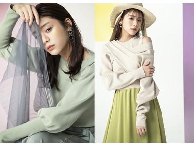 ASUKA KIJIMA×Andemiuスペシャルコラボレーション企画 第4弾ON・OFF着まわせる「好印象モテ服」