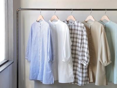 studio CLIPがお客さまと作った「シワになりにくいイージーケアシャツ」を3月16日(火)より発売!