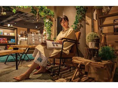 niko and ...が「おふろcafe ハレニワの湯」の館内着をプロデュース!9月18日(土)のリブランドオープンに合わせてレンタル提供を開始いたします。