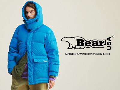 niko and ... が「Bear USA」の販売を9月下旬より大型店舗限定でスタート!