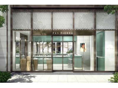 アダストリアが手掛けるジュエリーブランド「PAS TIERRA(パティエラ)」初の直営店をオープン!