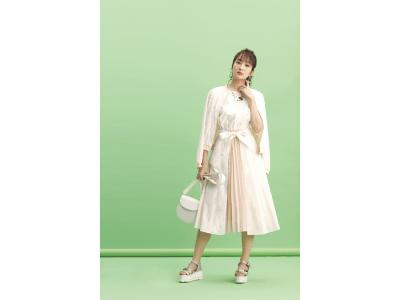 Andemiu×高梨臨女優・モデルとマルチに活躍、様々な挑戦をし続ける今注目の女優 高梨臨レディースブランドと初コラボ!