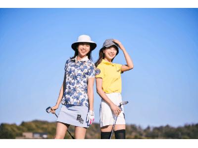 BARNYARDSTORM(バンヤードストーム)からオリジナルゴルフウエアシリーズが新登場!
