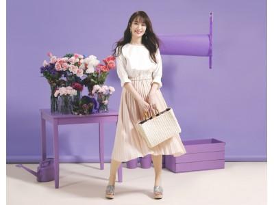 Andemiu×高梨臨 コラボレーション企画「ON・OFF叶えるワンピース」4月26日(金)販売開始!