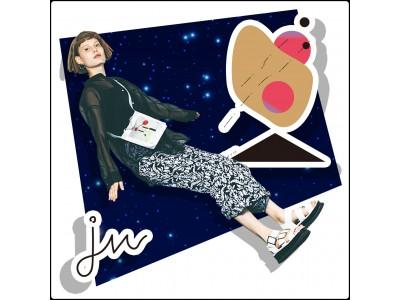 JEANASISが MOTTYとコラボレーション!8月16日(金)より第一弾「JM」アイテムを発売。