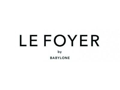 BABYLONEより姉妹ブランド 「LE FOYER(ル フォワイエ)」が2020年春にデビュー