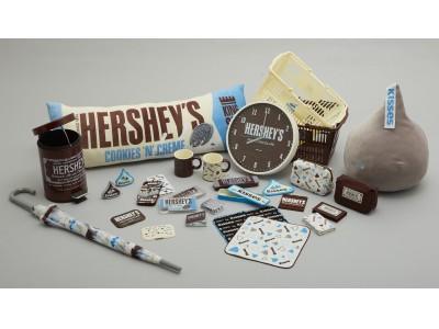 niko and ...がチョコレートブランドの「HERSHEY'S」「HERSHEY'S KISSES」とコラボレーション!