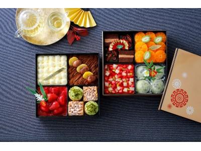 平成最後のお正月に。和のこころを映した毎年完売のルタオのスイーツおせち。ルタオ オンラインショップで250台限定本日受付開始!
