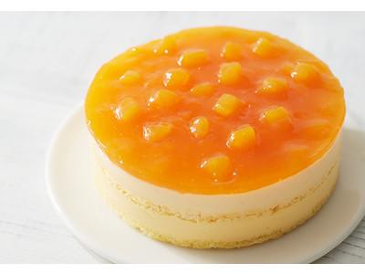 【ルタオ】とろけるマンゴーの甘酸っぱいプリンケーキ。『マングーソレイユ』が通信販売に登場!