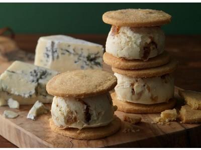 チーズ好きにはたまらない。「Now on Cheese♪」から、3種類のチーズを使用したチーズスイーツが9月1日(水)より期間限定で登場。