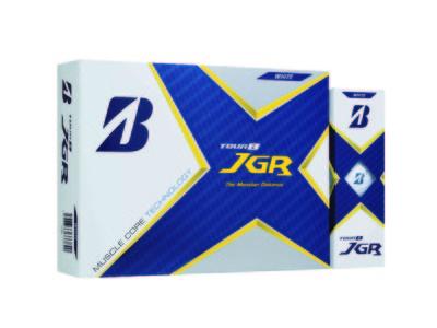 ゴルフボール『TOUR B JGR』新発売