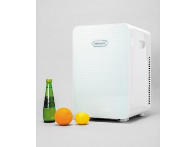 冷たいものは、冷たいまま。温かいものは、温かいまま。場所や季節を問わずに活躍する、パーソナル冷温庫 「MOBICOOL MBF20PS」を発売!