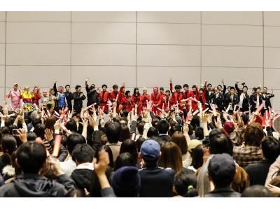 """第3の坂道グループ「吉本坂46」""""アイドル界No.1の楽しさ!""""初の握手会を開催!"""