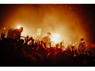 ヒトリエ ツアー初日大阪公演にて京都・磔磔45周年記念追加公演を発表!