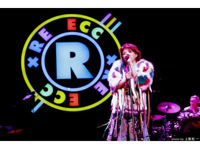 REBECCA 、28年振りのライブツアーファイナル日本武道館公演をWOWOWで9月30日(土)独占放送!