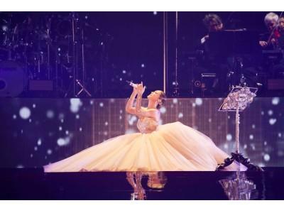 浜崎あゆみ 20周年記念ツアーファイナル公演の模様を9/23(日)WOWOWで独占放送!