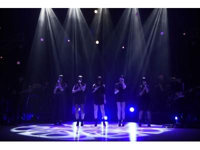 初のアジア単独ツアーを大成功させたLittle Glee Monster。9月より開催中の全国ツアーを経て迎える、武道館公演の模様をWOWOWで放送決定!