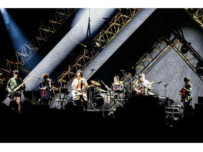 「flumpool年末ライブ『FOR ROOTS』 ~シロテン・フィールズ・ワンスモア~」いよいよ2/27(木)に全曲ノーカットで放送!この放送に先駆けて、興奮必至のライブダイジェスト映像を公開!!