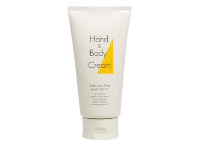 肌への優しさを追求した「7つのフリー」処方 日本調剤初のオリジナルコスメ「ハンド&ボディクリーム」を新発売