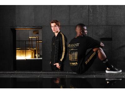 オランダ発のサッカーラグジュアリーブランド「ボーラー(BALR.)」 と同国発…
