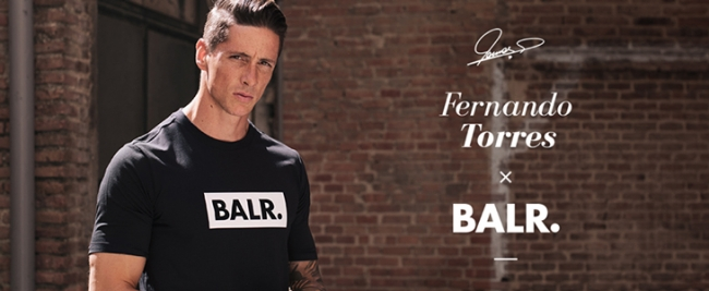 「バーニーズ ニューヨーク」新宿店・横浜店にて、ラグジュアリーサッカーファッションブランド「BALR.(ボーラー)」の取扱いがスタート!