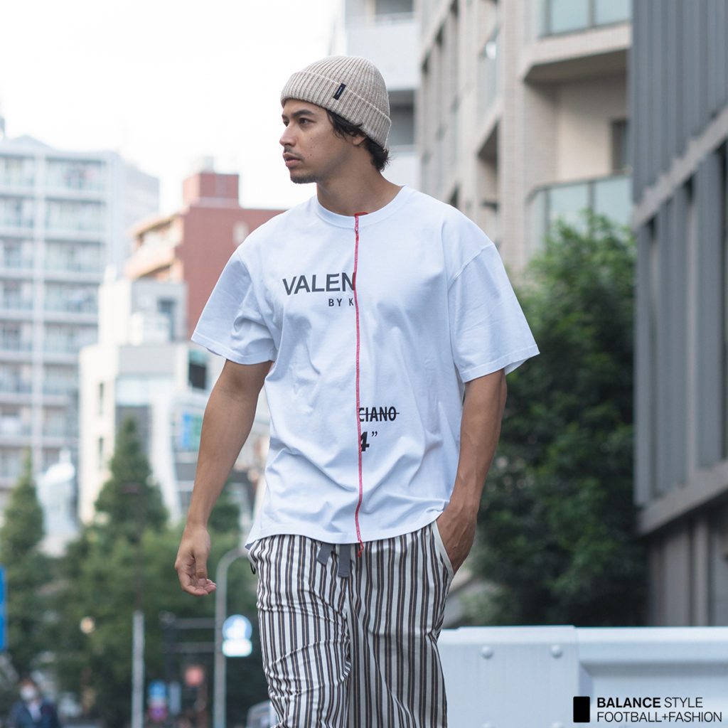 VALENCIANO BY KELMEのバランススタイル限定Tシャツが登場!